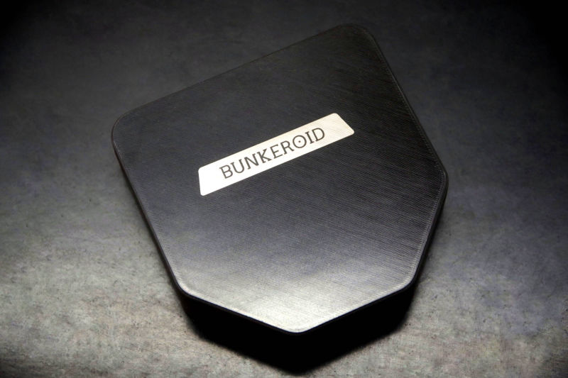 Bunkeroid - cover box